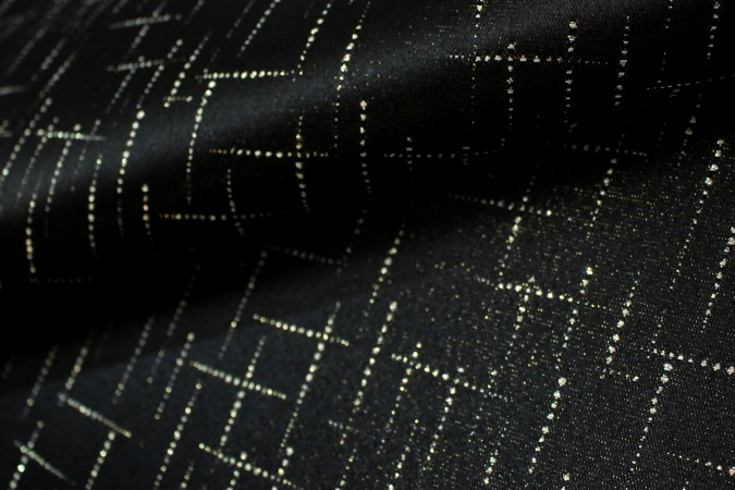Jacquard Labyrinth
