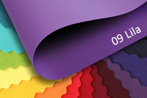 novely® OXFORD PRO Polyester Stoff | anschmiegsam | Farbe 09 Lila