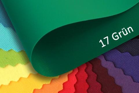 novely® OXFORD 210D Polyester Stoff | anschmiegsam | Farbe 17 Grün