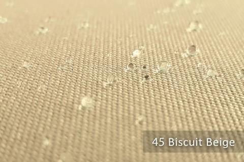 novely® ARAGON MARKISENSTOFF | 320 cm Überbreite | wasserabweisend | lichtecht | UV-beständig* | 45 Biscuit Beige