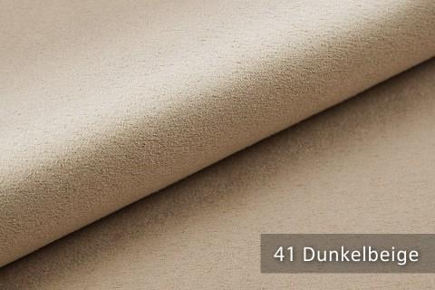 novely® ALPEN | Microfaser in Wildleder Look | Polsterstoff | Farbe 41 Dunkelbeige