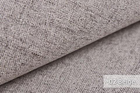 novely® AUEN Webstoff | Polsterstoff | Farbe 02 Beige