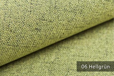 novely® AUEN Webstoff | Polsterstoff | Farbe 06 Hellgrün
