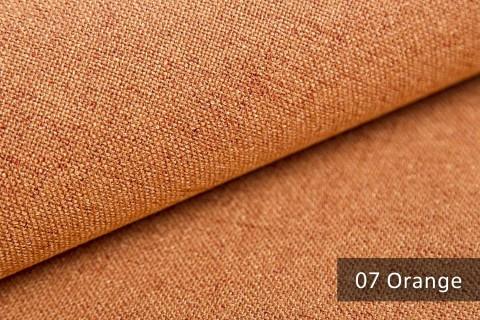 novely® AUEN Webstoff | Polsterstoff | Farbe 07 Orange