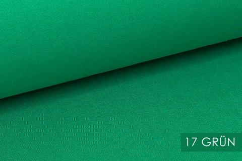 novely® BRION Mittelschwerer Köper Twill Segeltuch Baumwolle Mischgewebe Stoff |  Berufskleidung | Polsterstoff | 17 Grün