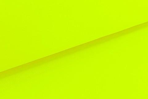 novely® LOGAN OUTDOOR Köper Baumwoll-Mix | Robust | Stoff | Wasserabweisend | Polsterstoff Segeltuch | 99 HV Neongelb