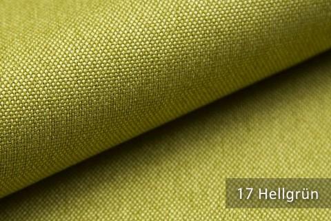 novely® BALTRUM Webstoff | Polsterstoff | Farbe 17 Hellgrün