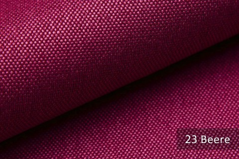 novely® BALTRUM Webstoff | Polsterstoff | Farbe 23 Beere