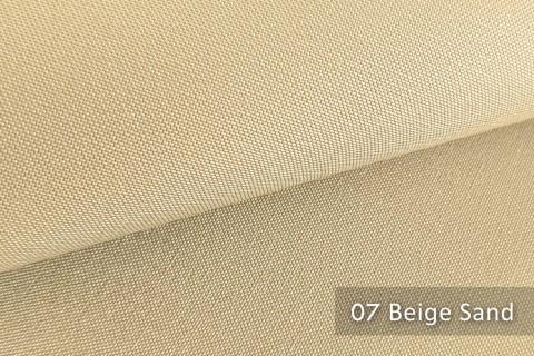 novely® exquisit CAPRI – wasserdichter Outdoor-Möbelstoff mit leichtem Glanz | 07 Beige Sand
