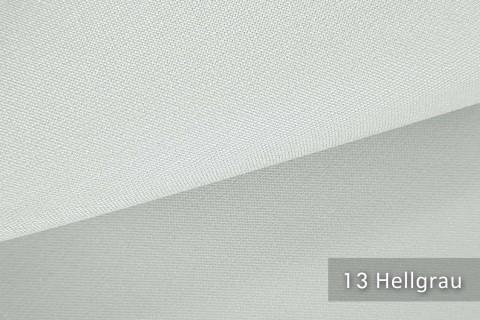 novely® exquisit CAPRI – wasserdichter Outdoor-Möbelstoff mit leichtem Glanz | 13 Hellgrau