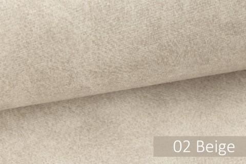 novely® COUEN VINTAGE Soft-Velours Antik | Vintage Möbelstoff Polsterstoff | Mediterraner Styl | 02 Beige