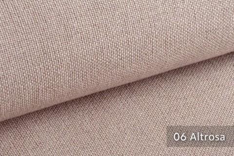novely® ERFURT eleganter Möbelstoff ULTRA CLEAN der Extraklasse | schwer entflammbar | 06 Altrosa