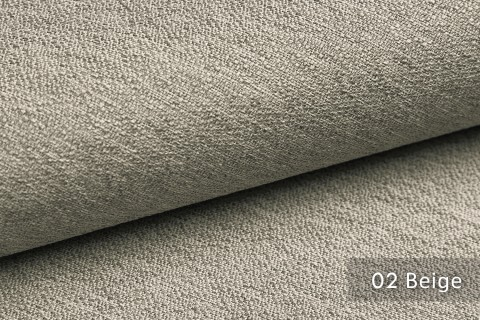 novely® GONZO robuster Möbelstoff in feiner Bouclé Optik | Ultra-Clean-Effekt | 02 Beige