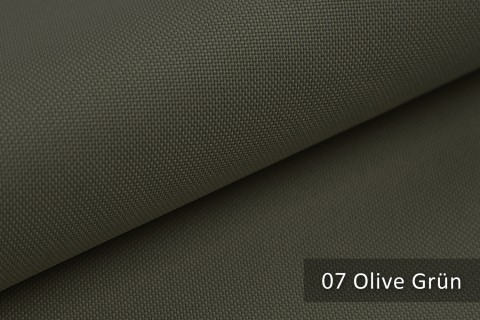 novely® HANAU UNI Polsterstoff | Möbelstoff | Farbe 07 Olive Grün