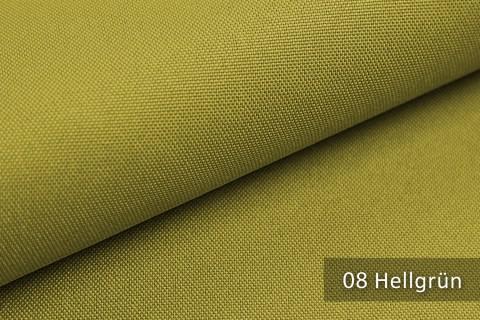 novely® HANAU UNI Polsterstoff | Möbelstoff | Farbe 08 Hellgrün