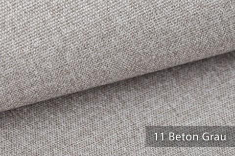 novely® JUKENAU | Melange Möbelstoff Polsterstoff | Mediterran |  11 Beton Beige
