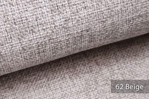 novely® LARISO | Polsterstoff | Möbelstoff | Webstoff | Struktur-Stoff | Mélange | natürlicher Look in 20 Farben | 62 Beige