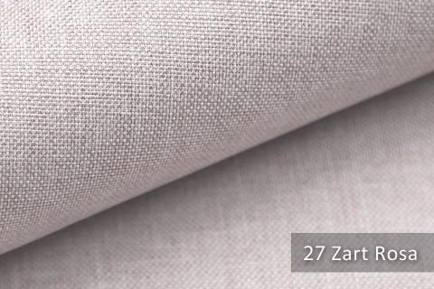 novely® LUSO Webstoff   Polsterbezugsstoff   Farbe 27 Zart Rosa
