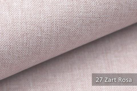 novely® LUSO Webstoff | Polsterbezugsstoff | Farbe 27 Zart Rosa