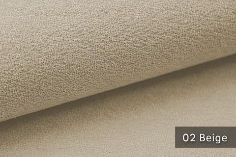 novely® MOERS - feiner Bouclé Polsterstoff Möbelstoff außergewöhnliche Optik | 02 Beige