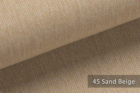 novely® MUDAU Möbelstoff | Polsterstoff | Farbe 45 Sand Beige