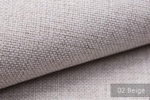 novely® MUDAU Möbelstoff | Polsterstoff | Farbe 02 Beige