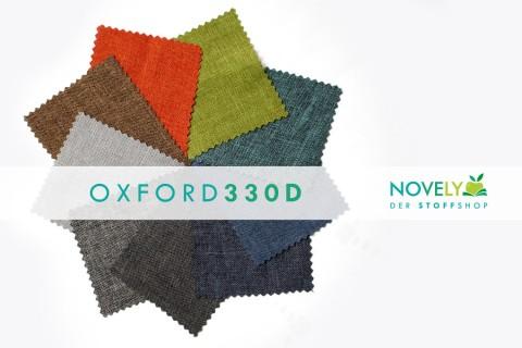 novely® OXFORD 330D Leinenlook | Musterset