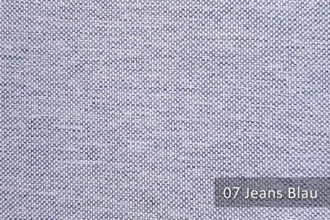 novely® OXFORD 330D Leinenlook | Farbe 07 Jeans Blau
