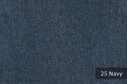 novely® OXFORD 330D Leinenlook | Farbe 25 Navy