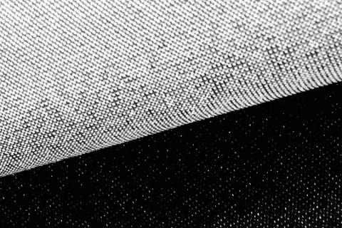 novely® JACQUARD 08S DOPPELSEITIG Metallic Polyester Stoff | anschmiegsam |  69 Silber
