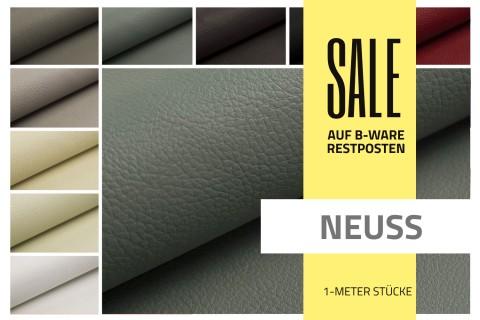 novely® NEUSS Kunstleder| Restposten | 2.Wahl | B-WARE