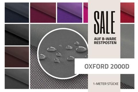 novely® OXFORD 2000D | Restposten | 2.Wahl | B-WARE