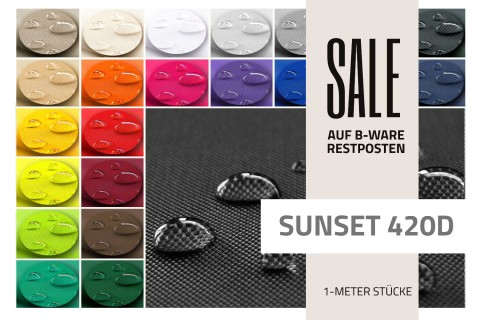novely® SUNSET 420D| Restposten | 2.Wahl | B-WARE