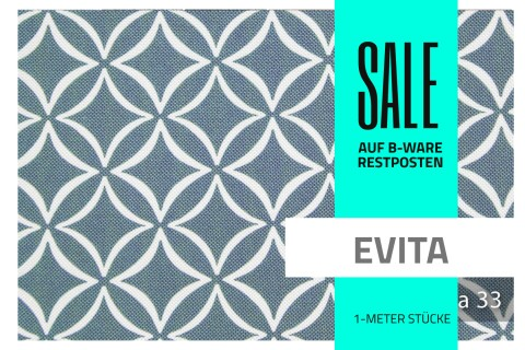 novely® EVITA Möbelstoff| Restposten | 2.Wahl | B-WARE