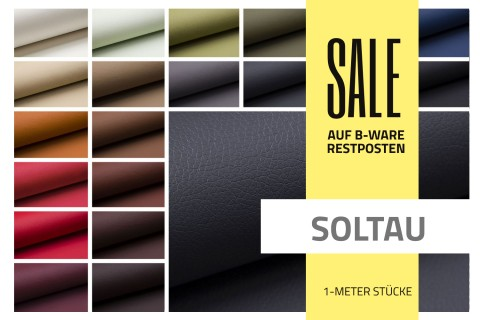 novely® SOLTAU Kunstleder  Restposten   2.Wahl   B-WARE