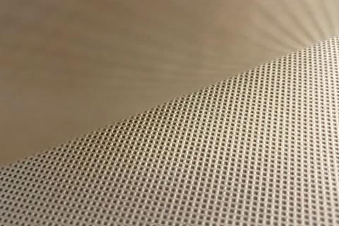 novely® Rückseitenvlies Spannvlies Inlettstoff Innenstoff  Polstervlies 120 g/m2 | 1 lfm x 160cm | Beige