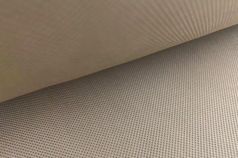novely® Rückseitenvlies Spannvlies Inlettstoff Innenstoff  Polstervlies 100 g/m2 | 1 lfm x 160cm | Beige