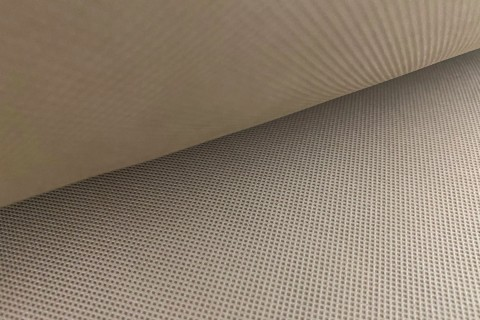 novely® Rückseitenvlies Spannvlies Inlettstoff Innenstoff  Polstervlies 80 g/m2 | 1 lfm x 160cm | Beige