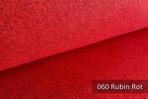 novely® ONTREAL Möbelstoff in Wolloptik   60 Rubin Rot