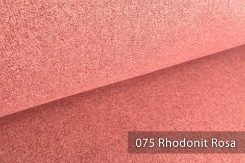 novely® ONTREAL Möbelstoff in Wolloptik | 75 Rhodonit Rosa