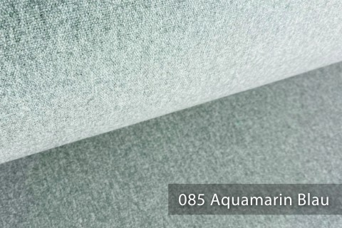 novely® ONTREAL Möbelstoff in Wolloptik | 85 Aquamarin Blau
