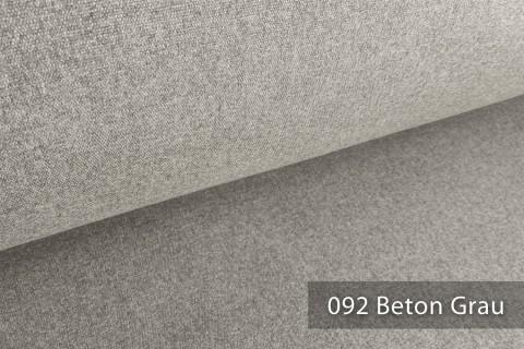 novely® ONTREAL Möbelstoff in Wolloptik | 92 Beton Grau