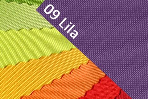 novely® OXFORD 600D Polyester Stoff PVC Segeltuch Farbe 09 Lila