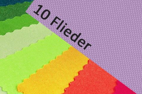 novely® OXFORD 600D Polyester Stoff PVC Segeltuch Farbe 10 Flieder