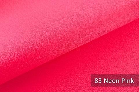 novely® OXFORD TESSA feiner Bouclé | 83 Neon Pink