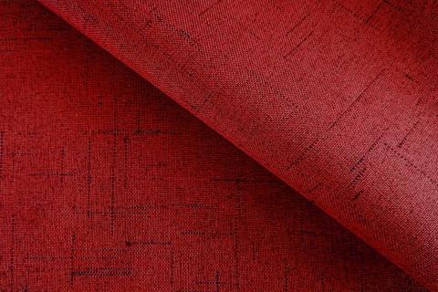novely® OXFORD 600D LEINEN Polyester Stoff PVC Farbe 04 Dunkelrot