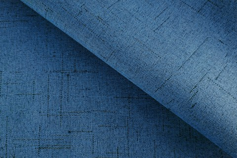 novely® OXFORD 600D LEINEN Polyester Stoff PVC Farbe 21 Blau