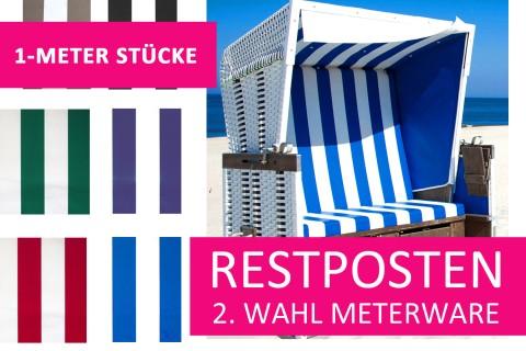 novely® Restposten | 2. Wahl | B-WARE | SUNRISE 420D Polyester PU-beschichtet | 1 METER-STÜCK