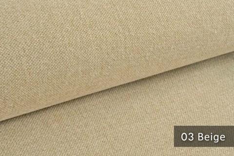 novely® exquisit REVELLO – klassischer, samtweicher und leichter Möbelstoff mit Baumwollanteil | 03 Beige