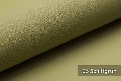 novely® SOLTAU – weiches Kunstleder in Echtleder-Optik | Farbe 06 Schilfgrün